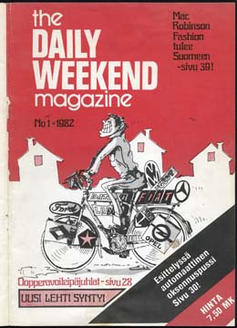 Daily Weekend 1/1982