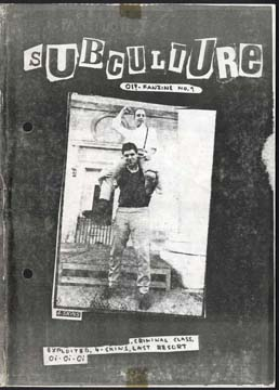 Subculture 1 (1981)