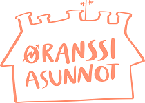 Oranssi Asunnot Oy:n logo, klikkaa siirtyäksesi Oranssi Asuntojen sivuille